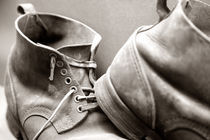 alte Schuhe von Norbert Fenske