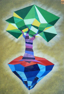 the floating tree von Katja Finke