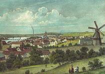 Historische Stadtansicht - Landsberg 1850 by pointone