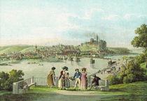 Historische Stadtansicht - Meissen 1820 by pointone