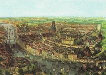 Stettin um 1866 - Historische Stadtansicht by pointone