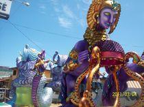 Karneval in Las Tablas Panama von panartistica