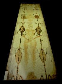 Turiner Grabtuch Shroud of Turin 01 von Bela Manson
