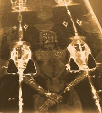 Turiner Grabtuch Negativ Shroud of Turin 05 by Bela Manson