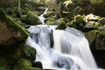 Wasserfall by Frank Rebl