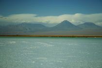 Salar de Atacama, Chile von Nora Bruns