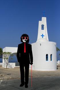 Kapelle auf Samos von kreativ4insider