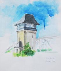 Elsenbrücke, Berlin von Laura Nieto