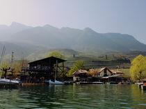 Lago di Caldaro II by Evita Knospina