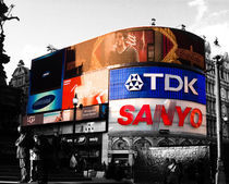 Piccadilly Circus von miekephotographie
