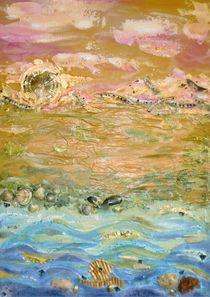 Wasser  Küste by malatelierstuke