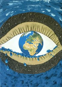 Erde  Unsere Welt von malatelierstuke