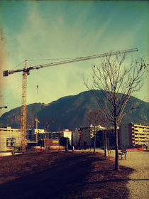 Under construction by Evita Knospina