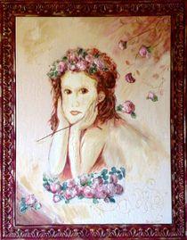 Roses of Vivian by malatelierstuke