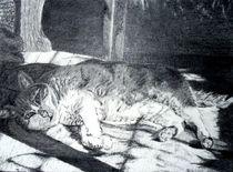 Moritz von malatelierstuke
