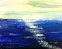 Still ruht das Meer by malatelierstuke