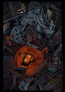 Die Bibliothek von Guido Paul
