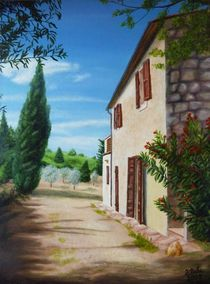 Toscana von pjb-art