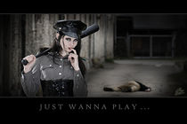 wanna play? by Tina Borggraefe-Eichler