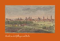 Berlin Rollberge 1880 von bedbreakfastberlin