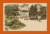 Forsthaus Liepnitzsee Berlin 1900 von bedbreakfastberlin