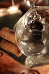 Weinglas von Boris Manns