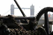 London Tower bridge von Boris Manns