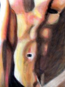 Akt männlich by Birgit Summa