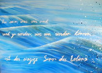 Welle von Birgit Summa