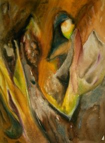 haltende Hände by Birgit Summa