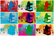 Warhol Love -NYC GET YA- von lingiarts