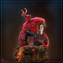 Devil by Slava Gedich