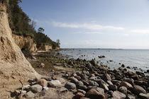 Ostseeküste von Norbert Fenske