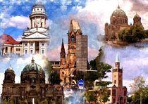 Berlin Berlin - Ich liebe Berlin NO3 by Eckhard Röder