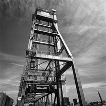 Hamburger Hafen - Hubbrücke 1 by oc