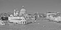 Venice-grande-canal-entrance-b-w