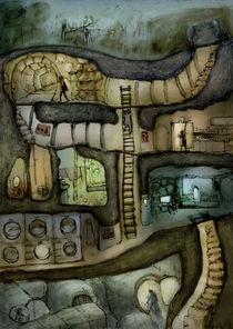 The shelter by Anna Szczurek