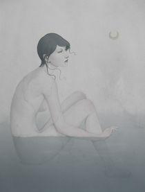 Moonbathe von Diego Fernandez