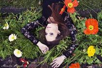 Flower Bed von Monica Pronk