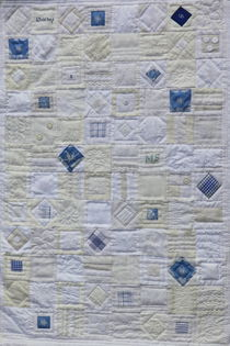 Quilt von Willy Matheisl