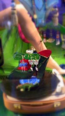 Shoe & Leg by tcl