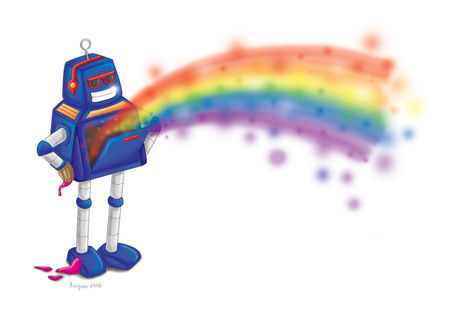 Rainbowobot
