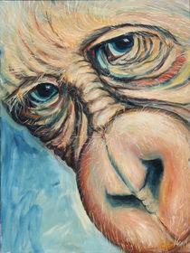 Menschen-Affe von Bernd D. Kugler