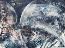 """""""Cosmic wheels"""" by Bernd D. Kugler"""