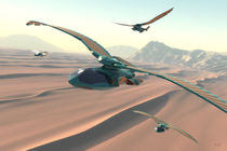 Ornithopters von Rory McLeish