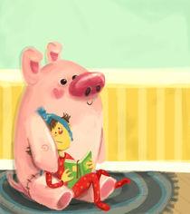 Bedtime Story by Yasemin Ezberci