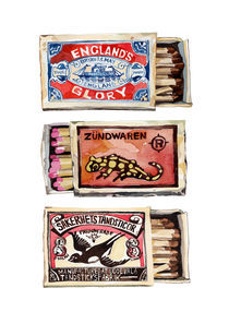 Matchboxes von Holly Exley