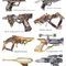 'Star Wars Gun Collection' by Holly Exley