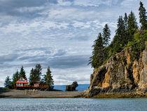Halibut Cove, Alaska by Ken Williams
