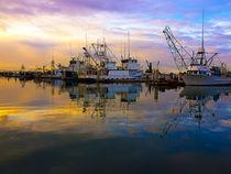 San Diego Tuna Harbor von Ken Williams